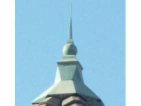 Copper Finial 2