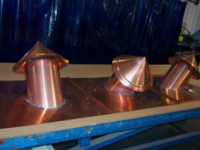 Copper Roof Jack 2
