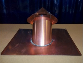 Copper Roof Jack 4