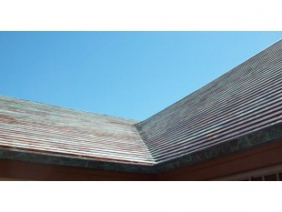 Cupric Nitrate Copper Roof Panels 2