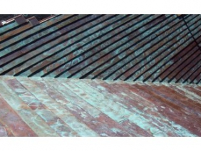 Cupric Nitrate Copper Roof Panels 3