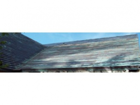 Cupric Nitrate Copper Roof Panels 4
