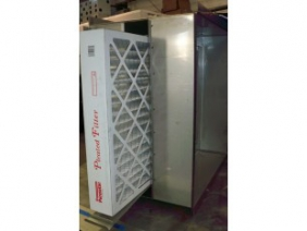 Stainless Steel Filter Rack 1