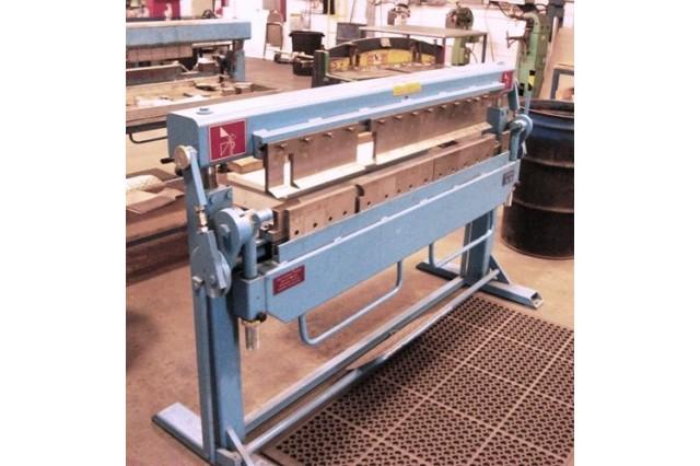 sheet metal finger brake. finger brake manufacturing metalworking sheet metal