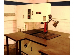 HIGH EFFICIENCY BAND SAW