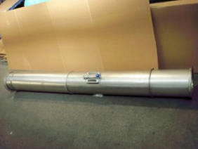 Stainless Round Duct 3