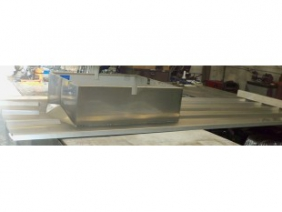 Stainless Roof Curb 1