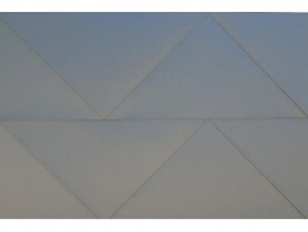 Custom Triangle Wall Panels 1