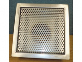 Stainless Steel Exhaust Box 1
