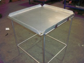 Stainless Steel Tray 1