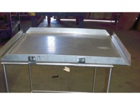 Stainless Steel Tray 2