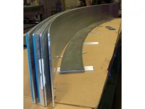Radius & Curved Material