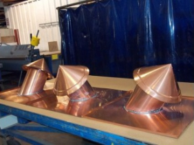 Copper Roof Jacks 1