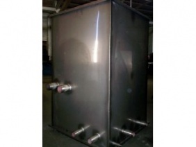 Stainless Steel Chiller Tank