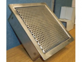 Stainless Steel Exhaust Box 2
