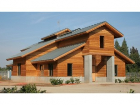 Standing Seam Metal Roof Panel