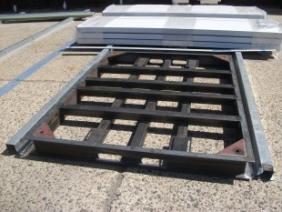 Structural Steel Welded Frame