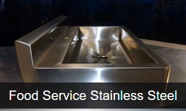 Food Service Stainless Steel